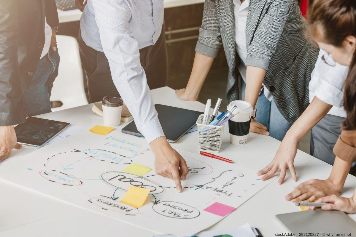 Projekterfolg - mit einem sauberen Management langfristigen und nachhaltigen Erfolg Ihres Projektes erzielen